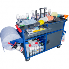 Workshop wagon for PFA / painter