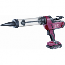 Cordless application gun C18 PCG /40T