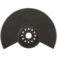 BIM Segmental Saw Blade Wood and Metal, Cranked