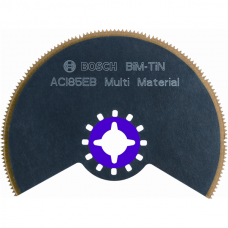 BIM-TiN Segmental Saw Blade Multi Material, Level