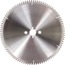 Circular Saw Blade with Negative Toothing