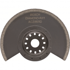 Diamond Cut Segmental Blade