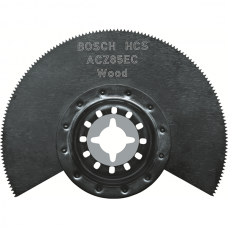 HCS Segmental Saw Blade Wood, Cranked