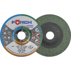 Grinding Disc GREEN FLOW