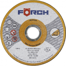 Professional Cutting Disc - Aluminium