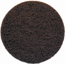Hard Fleece Grinding Disc - Velcro