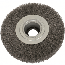 Round Brushes for Bench Grinders