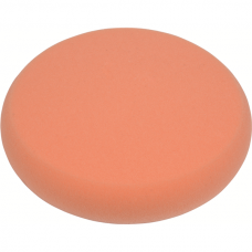 Polishing Pad, Orange Sponge, Velcro