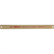 HSS Hacksaw Blade, Double-cutting Edge