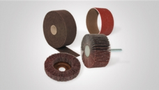 Fleece Backing Pads, Flap Fans, Abrasive Bands