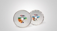 Diamond Cutting Blades STANDARD for Dry / Wet Cuts