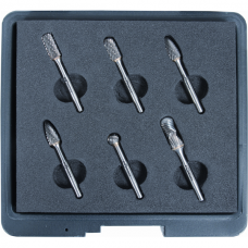 6 Piece Heavy Metal Cutter Set