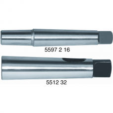 Moarse Taper Mandrel and Drill Sleeve