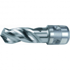 Solid Drill HSS with Quick IN Shank, 30 mm
