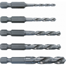Twist Drill Bit HSS, Ground