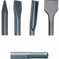 Chisel with SDS-plus Insertion Shaft