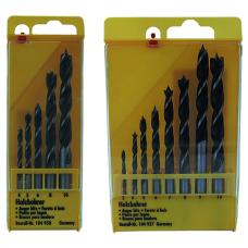 Wood Twist Drill Sets