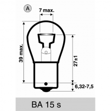 Turn Signal and Brake Light Bulbs ECO