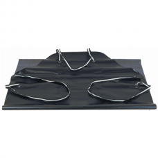 Rubber Apron, Black