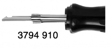 Hook Extraction Tool for Cable Connectors