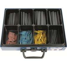 Heat Shrink Tubing 3:1 - Butt Connector Assortment
