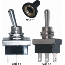 Toggle Switch with Blade Terminals