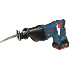 Cordless reciprocating saw GSA 18 V-LI