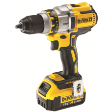 Cordless 3-speed power screwdriver DCD990M2, 18V