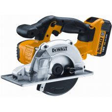 Cordless metal circular saw DCS373M2 / DCS373N, 18