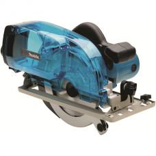 Circular hand saw with dust collection box 5017RKB