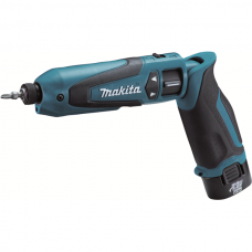 Cordl. adjustable impact wrench TD021DSE 7.2V/10Ah