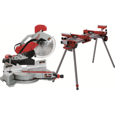 Chop and mire saws MS 305 DM with saw bench