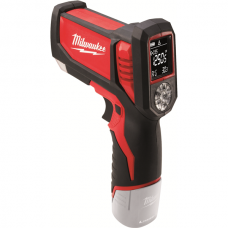 Cordless Infrared Thermometer 12 LTGH -0