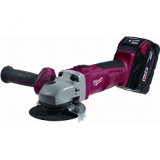 Cordless driven Angle grinder HD28 AG-125 X