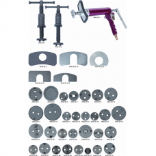 Brake Piston Tool Kit Pneumatic - Accessories