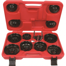 Oil Filter-Release Caps Set, 13-Part