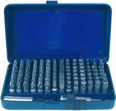 "Bit-Assortment 'Maxi' 1/4"", 100-Part"
