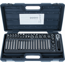 Bit-Socket Wrench Set 10 Profi, 10 mm-Shaft