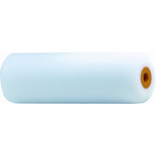 Superfine foam roller, with bowed sides