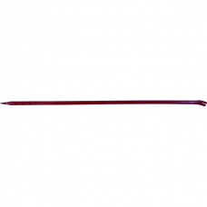 Crowbar, curved claw and tip, 1500 mm