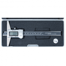 Digital depth callipers
