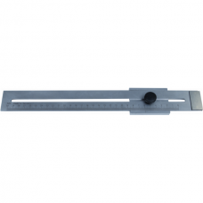 Flat scratch gauge 300 mm