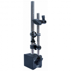 Magnetic gauge stand