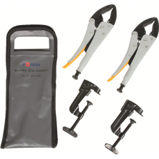 Mobile gripping pliers set