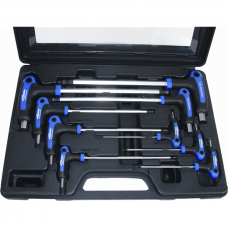 Hexagon Wrench Key Set T-Handle