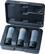 "Impact socket set 1/2"", 86 mm"