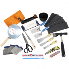 Trainee Plasterer, Assorted Tools, 53 pieces