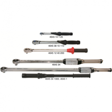 Torque Wrench with Reverse Ratchet