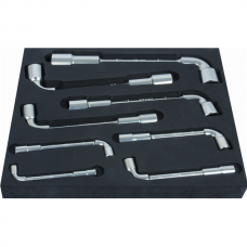 Hex Pipe Wrench Set