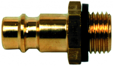 Plug Nipple Outside Thread